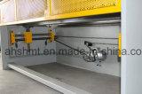 좋은 품질 수압기 브레이크; 안정되어 있는 강철에 의하여 구성되는 구부리는 기계