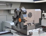 세륨 기준을%s 가진 CNC 선반 기계장치 모형 Ck6140