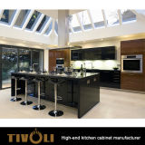 Su ordine a buon mercato con gli armadi da cucina con la zoccolatura del Pantry Cabients Tivo-0147h