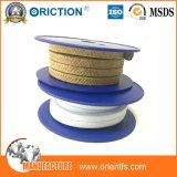 Embalaje caliente de la grasa del sello del vástago de válvula del embalaje de la fibra de acrílico PTFE de los productos