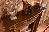 مسخّن [إيوروبن] خشبيّة موقد كهربائيّة لأنّ يعيش غرفة أثاث لازم (339)