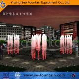 Fontaine en bois décorative de contrôle de programme de module d'éclairage LED
