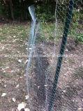 Ячеистая сеть PVC шестиугольная