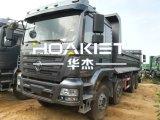 3000 타이란드에 있는 Shacman 6X4 덤프 트럭 380HP Weichai 엔진 최신 판매
