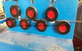 Stahleisen-Draht-Induktions-Heizungs-Ausglühen-Maschine mit Geschäfts-Video