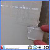 Het geschilderde Glas van de Serigrafie van het Glas van /Painting van het Glas (Wit, Zwart, Rood)