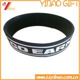 Wristband su ordinazione del silicone di alta qualità di modo di promozione (YB-HR-96)