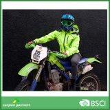 A motocicleta respirável sere revestimento Sporting do Windbreaker
