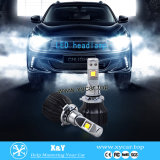 차 C1 모형 자동차 LED 맨 위 빛 H4 겹살 H7 H8h9h11 9005 9006 단 하나 광속 Headlamp 12V 30W