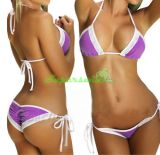 Ladies Sexy Lace Halter String Swimwears