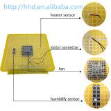 Incubadora inteiramente automática Yz8-48 do ovo dos ovos de codorniz de Hhd 132