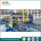 De volledige Automatische Houten Pallet van de Langsligger assembleert Machine voor Verkoop