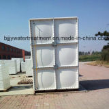 防蝕プラスチック記憶のガラス繊維GRP FRPの水漕