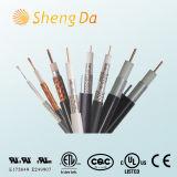Коаксиальные кабели связи как Rg58/Rg59/Rg59bu/RG6/Rg11/Rg174