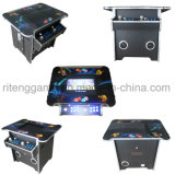 22inch LCD 60의 게임을%s 가진 소형 탁상 칵테일 아케이드 기계