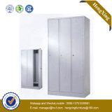 Puder-Beschichtung-Stahlmetallzahnstangen-Aktenschrank (Bücherschrank, Bücherregal) (HX-MG26)
