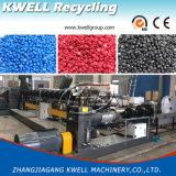 Granulador de recicl plástico da série de Sj para recicl flocos rígidos do tanque