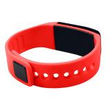 Ce y pulsera elegante estándar de RoHS con la función del ritmo cardíaco