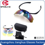 Guangzhou Jianghua Óculos de sol OEM Service Sports Glasses Strap with Lens