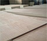 madera contrachapada comercial de 1220X2440X18m m con base del álamo