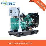 conjunto de generador 50kVA con el depósito de gasolina bajo, Ce/ISO certificado (SVC-G55)