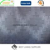 Fabricante de China de la tela de la guarnición del telar jacquar del juego de los hombres de la viscosa del poliester el 45% del 55%