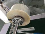 Máquina que parchea de la ventana del rectángulo del tejido