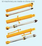 掘削機の構築のためのSk30 Sk100 Sk135-6 Kobelcoの水圧シリンダは重いEquipmenを分ける