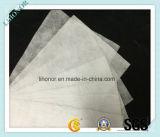 белая Nonwoven ткань фильтра ткани 45GSM