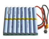 Het Pak van de Batterij van de Batterij van de autoped 48V voor e-Autoped de Batterij van het Lithium