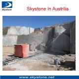 O equipamento de mineração de pedra do fio viu a máquina