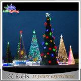 Personalizzare grande 50FT l'albero di Natale esterno gigante di 20FT 30FT 40FT con la sfera del LED per il centro commerciale