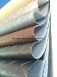 Caliente-Venta del cuero artificial del PVC del diseño de la manera para decorativo casero