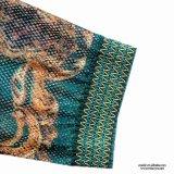 Le donne della sig.na You Ailinna 103012 si inverdicono il vestito floreale dalla maglia della spiaggia del V-Collo