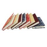 La vendita calda personalizza il taccuino di carta del diario