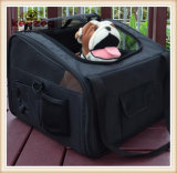 Sede del ripetitore dell'automobile dell'animale domestico del cane di qualità/elemento portante del coperchio sede dell'automobile/elemento portante durevoli dell'animale domestico (KDS013)