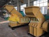 新しいデザイン金鉱山のための小さい移動式ハンマー・ミルの粉砕機