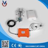 aumentador de presión móvil de la señal 900/2100MHz con la antena del Yagi