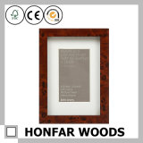 "Solid DIY Unfinished Raw Wood Picture Frame 5 ""X7"""
