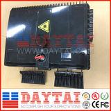 Отсутствие черного ящика распределения 16 сердечников напольного волокна кабеля вырезывания оптически