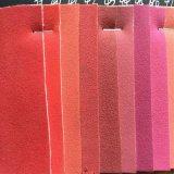 Cuir d'unité centrale de tissu de Yangbuck pour des chaussures faisant Hw-980