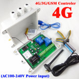 regolatore del periferico di GSM SMS dell'uscita del relè del doppio di GSM-Automatico-CA di 4G Verson