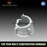 Baugerüst-System zerteilt Gussteil-Stahl-Oberseite-Unterseiten-Cup für Cuplock Gestell