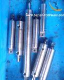 Cilindro idraulico tipo pistone dell'acciaio inossidabile per le presidenze