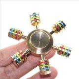 De Gyroscoop van de vinger friemelt de Spinner van de Hand het Grappige en Hete Stuk speelgoed van de Verkoop