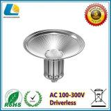 100W indicatore luminoso industriale baia calda di vendita LED dell'alta con l'alta qualità