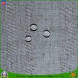 Hauptgewebe gesponnenes wasserdichtes Franc-Stromausfall-Polyester-Leinenfenster-Vorhang-Gewebe