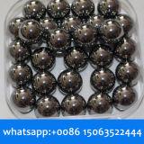 """Talla 23/32 """" G100 de la bola de acero de carbón de la precisión de Hige"""