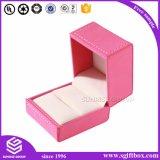 Коробка подарка индикации ювелирных изделий картона высокой ранга чувствительная