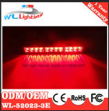 12 W Warning Stick Light com suporte